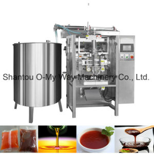 Detergent Liquid Pillow Type Bag Vertical Packing Machine pictures & photos