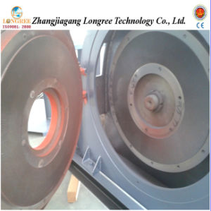 Plastic PE PVC Pulverizer Low Calcium Powder Pulverizer 400kg/H (SKD-II blades) pictures & photos