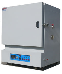 Laboratory High Temperature Chamber Muffle Furnace pictures & photos