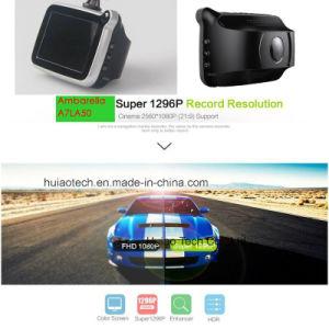"2016 2.7"" 2k Resolution Ambrella A7la50 Car DVR Recorder with 5.0mega Ov4689 Car Camera,1296p Car Black Box,GPS Tracking Route by Google Map, Dash Cam DVR-2718 pictures & photos"