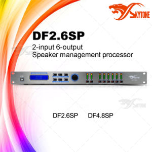 Skytone Df2.6sp 7-Band Digital DSP Professional Audio Processor pictures & photos