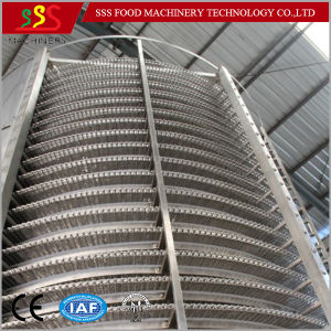 IQF Spiral Freezer of Manufacturer