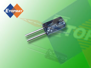 Aluminum Electrolytic Capacitor Topmay Tmce02-2 pictures & photos