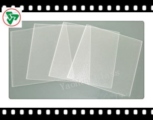 3.2mm Ar-Coating Tempered Glass with Low Iron for Solar Panel pictures & photos