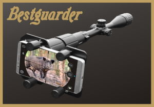 Rifle Scope Smart Phone Mounting System pictures & photos