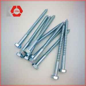 Hexagon Head Tapping Screws, DIN7976 pictures & photos