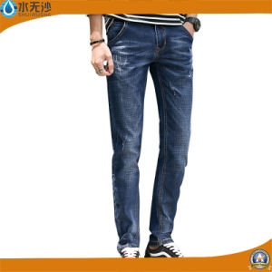 Factory Wholesale Jeans Garment Men′s Cheap Denim Jeans pictures & photos