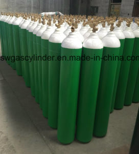 High Purity 40 Lt Seamless Steel Cylinder 99.999% Argon Gas pictures & photos