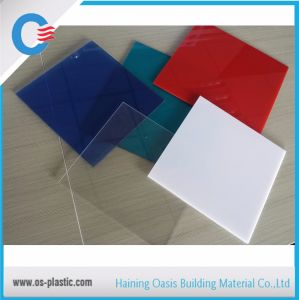 Unbreakable Polycarbonate Solid Roofing Covering Sheet 1.5-12mm Sound Insulation pictures & photos