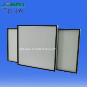 High Efficiency Cleanroom Mini Pleat HEPA&ULPA Air Filter pictures & photos