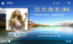2012 Car Multimedia Radio Stereo for Toyota Corolla 2012 with DVD 3G TV iPod RDS pictures & photos