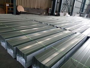 PVDF PE Coating Al-Mg-Mn Alloy Metal Corrugated Steel Sheets pictures & photos