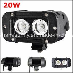 Hot Sale 20W 4.6 Inch LED Light Bar Series 8 pictures & photos