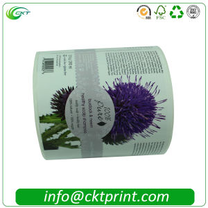 Custom Roll Printed Self Adhesive Glossy Stickers Label (CKT-LA-416) pictures & photos