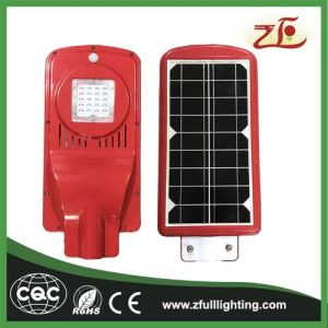LED Solar Street Light 20W with Colourful Look for New Style pictures & photos