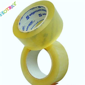 Transparent Self Adhesive Packing BOPP Tape