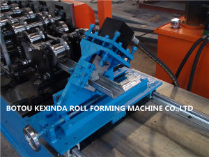 Metal Stud and Track Roll Forming Machine for Light Weight Steel Truss pictures & photos