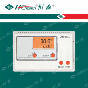 W K P-02 Thermostat/Proportional-Integral Thermostat 2 Analog Signal Output 2-10V or 4-20m a /Room Thermostat pictures & photos