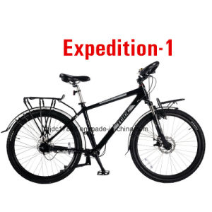 Chainless Aluminium Alloy 6061 Bike Shaft Drive Travel Bicycle pictures & photos