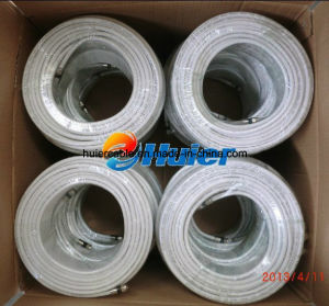 Competitive Price UL Cm Cmr Cmx 75ohm Coaxial Cable RG6 pictures & photos
