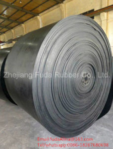 Gold Supplier China Heat Resistant Industrial Rubber Conveyor Belt pictures & photos