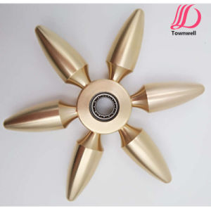 Brass Metal Hand Spinner Spin Time 3+ Minutes pictures & photos