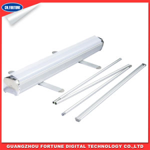 Professional Manufacturer Aluminum Display Banner Stand pictures & photos