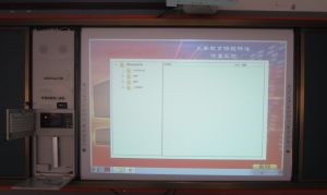 Smartboard 10 Point Touch Interactive Whiteboard for Smart Education pictures & photos