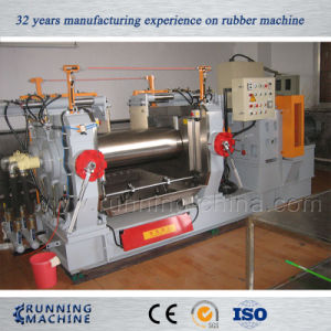 Two Roll Rubber Mixing Mill Machine with Ce/SGS Certificate pictures & photos