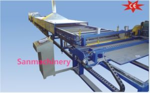 Honeycomb Paper Panel Lamination Line pictures & photos