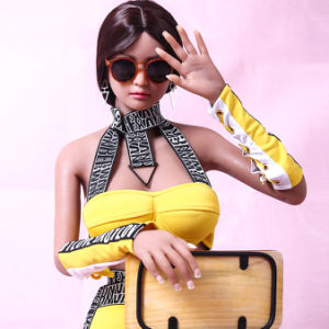 USA Market Hot Young Girl 165cm Full Silicone Real Adult Sex Love Doll pictures & photos