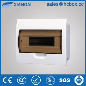 Plastic Distribution Box Distribution Board Hc-TF10ways Inside Wall Box pictures & photos
