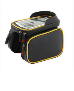 Good Quality Bicycle Bag Waterproof to Contain Mobilephone pictures & photos