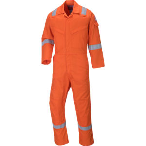with En11611 Standard Safety Coverall Flame Retardant Coverall pictures & photos