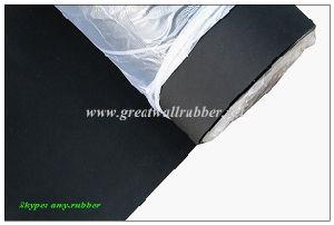 Bultyl Rubber Sheet, Anti-Corrosion Isobutylene Isoprene Rubber Sheet pictures & photos