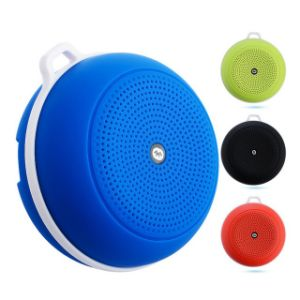 Outdoor Loudspeaker Music Player Sport Wireless Speaker with Hook pictures & photos