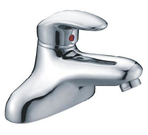 Comtemporary Single Lever Bathroom Basin Faucet /Tap (CAG40232) pictures & photos