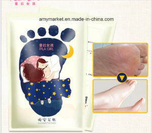 Pilaten Bamboo Detox Foot Patch Foot Care Mask Improve Circulation of Blood pictures & photos