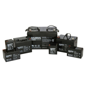 12V 4ah VRLA Sealed Lead Acid Maintenance Free UPS Battery pictures & photos