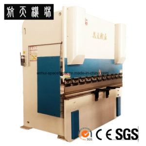 Sheet metal material steel bending machine/wc67K pictures & photos