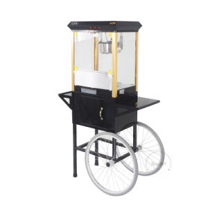 Fashion Popcorn Machine with Car Eb-07c pictures & photos