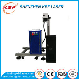 Factory Non Metal Ceramic Glass Acrylic and Wood Table R-F Glass Tube CO2 Laser Marking Machine pictures & photos