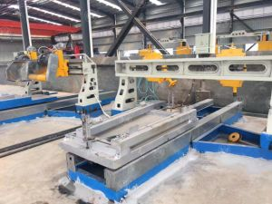 Hkb-41500 Four-Slice Edge Cutting Machine for Column Slab pictures & photos