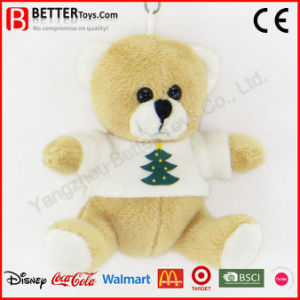Cheap Stuffed Bear Toy Keyring Plush Animal Keychain pictures & photos
