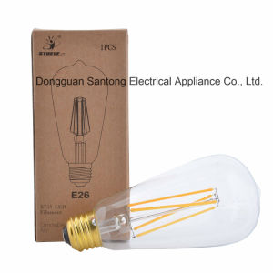 Vintage Decoration Light St64 Decorative LED Bulb