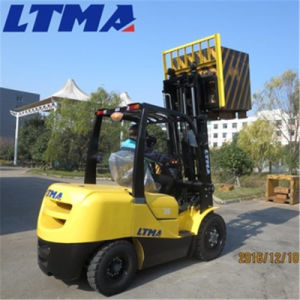Small 1.5 - 3 Ton Internal Combustion Engine Forklift Price for Sale pictures & photos