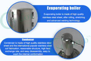 Automatic Stainless Steel Electrical Water Distiller pictures & photos