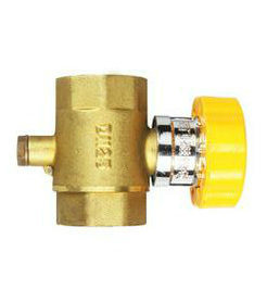 Magnetic Metal Temperature Measuring Locking Valve pictures & photos