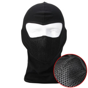 Breathable Dustproof Cotton Motorcycle Cycling Helmet Balaclava Full Face Mask pictures & photos