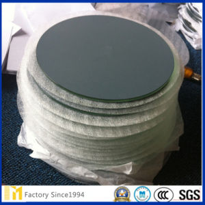 Supplying 1.8mm-6mm Top Quality Side Glass Round Beveled Mirror for Wall Decoration pictures & photos